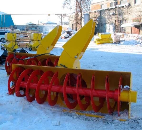 Снегоочиститель роторный.Отвал снегоуборочный. Скалыватель л