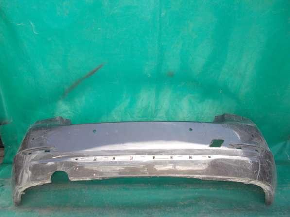 BMW F30 Задний бампер б/у оригинал