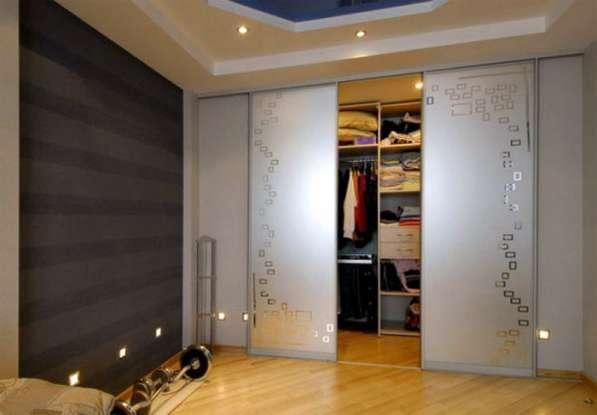 Гардеробные и шкафы-купе по индивидуальным размерам в Москве