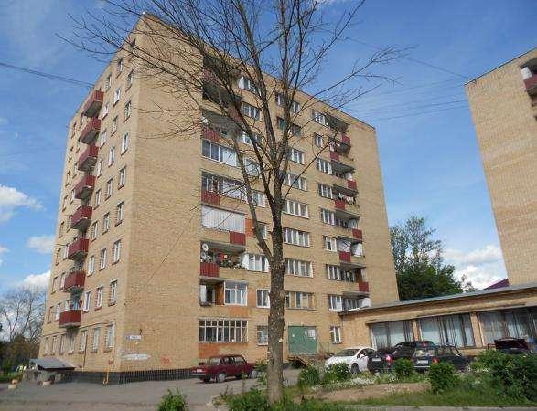 2 комнаты в общежитии в гор. Можайск, ул. Мира, д.1, 96 км от МКАД по Минскому шоссе.
