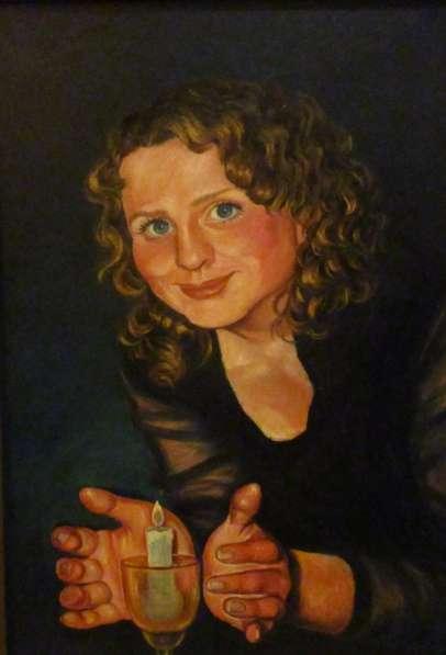 Портреты маслом по фото в Ярославле фото 3
