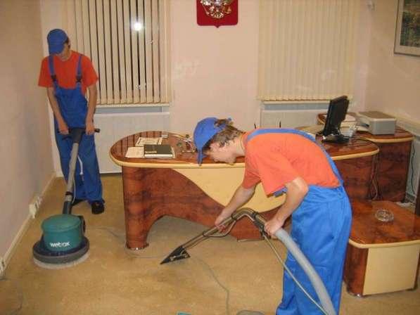 Уборка различных видов и сложностей в квартирах, офисах и др