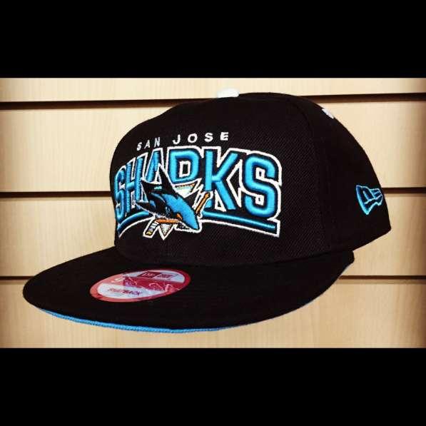 Sharks NewEra 9 FIFTY Бейсболка Кепка