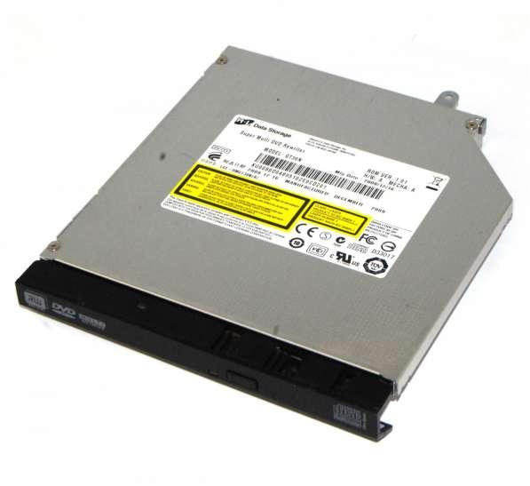 DVD-RW slim (ноутбучный) черный