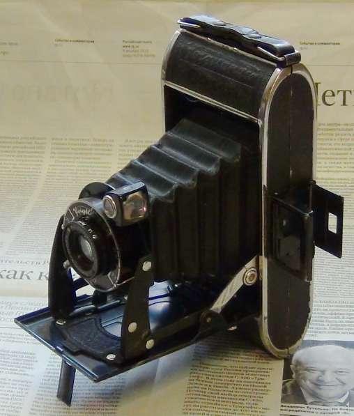 Антикварный фотоаппарат BESSA