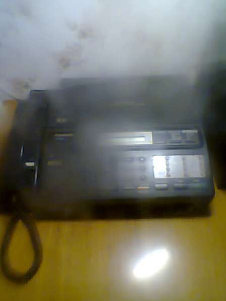 Теле/Факс Panasonic KX-F130