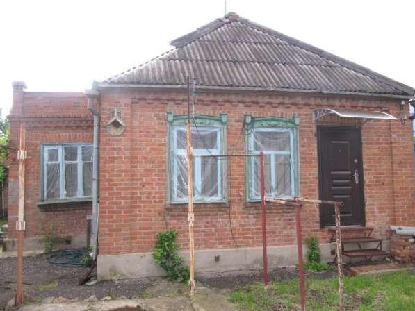 Дом в районе Горхутора.