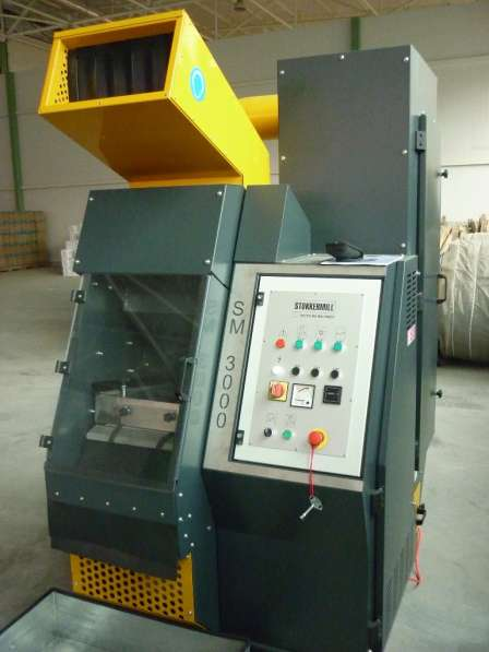 Гранулятор-сепаратор б/у для переработки отходов кабеля