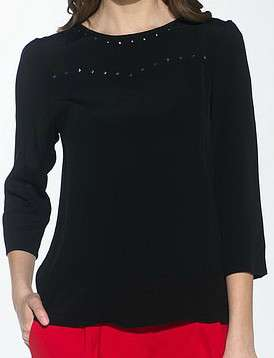 Блуза incity с заклепками
