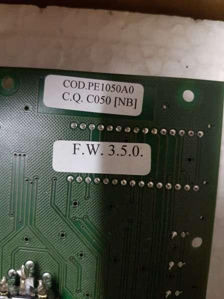 Плата PE1050A1 (KPE1050A0) для пароконвектомата XV 303G в Екатеринбурге