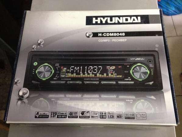 Автомагнитола Hyundai H-CDM8048
