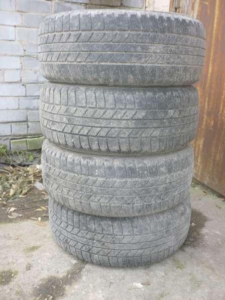 Продам шины легковые, всесезонные R16 б/у (комплект 4шт.)