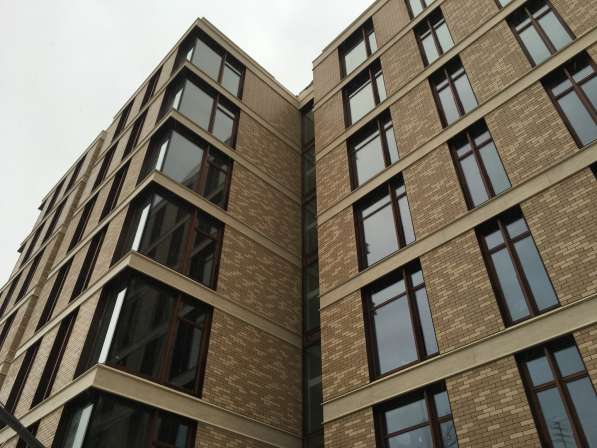 Апартаменты 114.8 м2 в элитном комплексе «Гороховский 12»