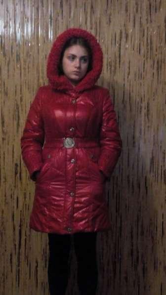 Пальто куртка 44р