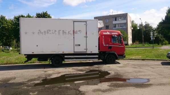 Даф рефрижератор 5 тонн