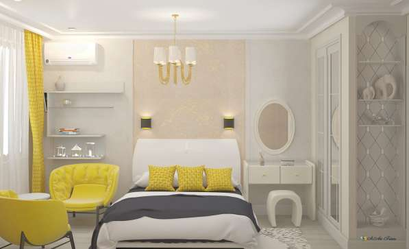 Дизайн интерьера комнаты, квартиры, дома. Уникальный стиль