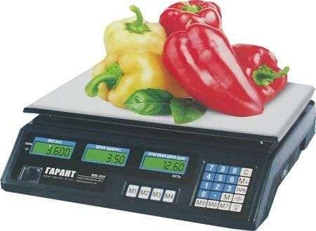 Весы электронные 40кг