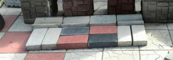 Бордюр декоративный собственного производства (СТБ 1238-200