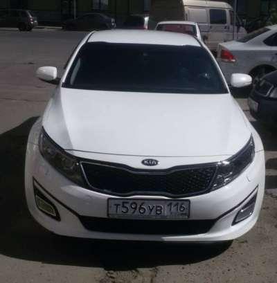 автомобиль Kia Optima