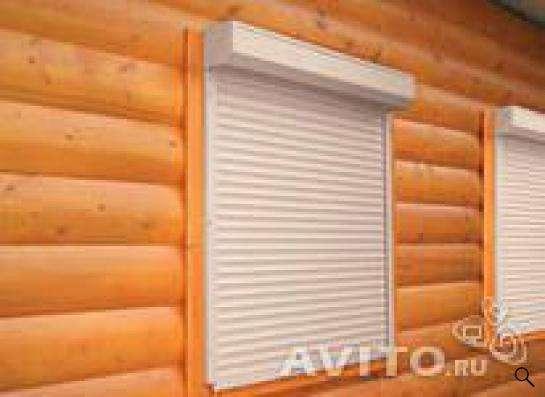окна рольставни металлические двери