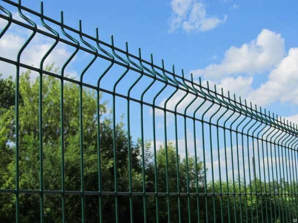 3Д забор Полимер 1530x2500x4 мм
