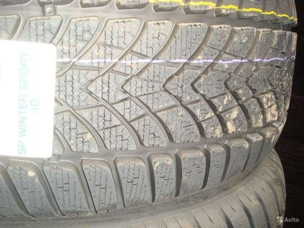 Новые Dunlop 195 65 R15 Winter Sport 4D 91T