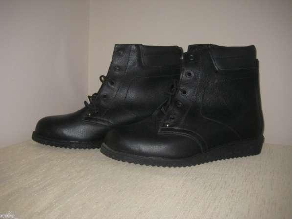 Ботинки - (полусапожки) - новые