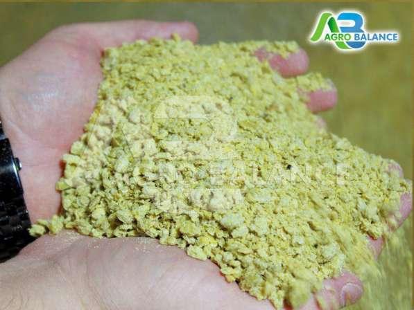 Жмых соевый ГОСТ 44 протеин