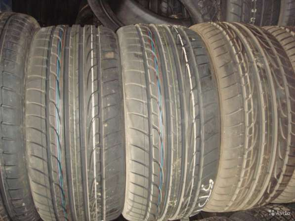 Новые Dunlop 295/35ZR21 Sport Maxx MFS XL 107Y