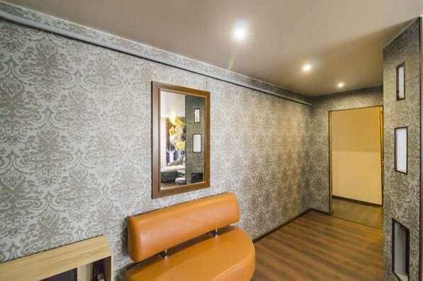 Светлая уютная квартира. Удачная планировка в Екатеринбурге фото 15