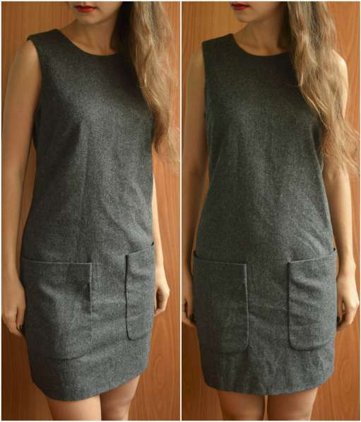 Шерстяное! платье от FRENCH CONNECTION
