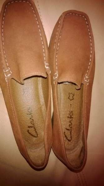 Женские туфли CLARKS