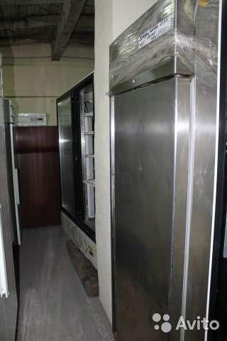 торговое оборудование Холодильный шкаф, сталь N