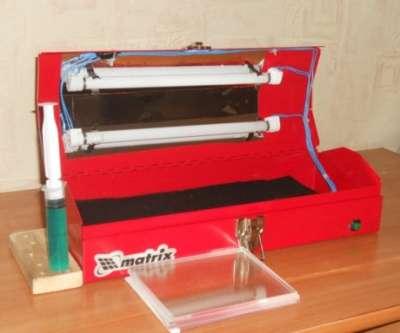 Аппарат для изготовления печатей