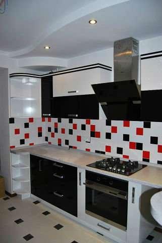 Классные кухни ЛК-Мебель Кухни в пластике