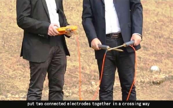 Универсальный прибор для исследований в грунте