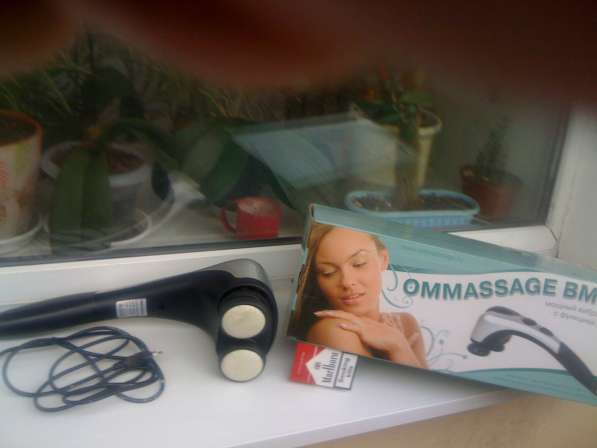 Вибромассажер Ommasage bm-503-новый-центр в Ростове-на-Дону фото 4