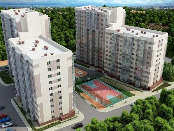 1-к квартира в ЖК Каскад-2 в Ростове-на-Дону фото 3