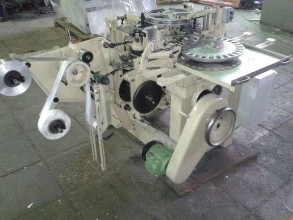 Заверточная машина EF-2 нагема nagema для завёртки конфет в