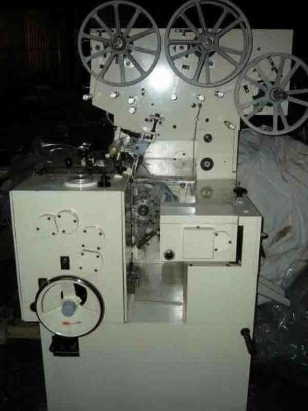 Завёрточный автомат EW 5 Линия производства ириса LA1 LA2 и