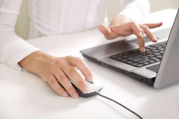 Работа на компьютере для домохозяек