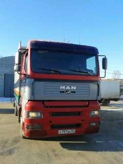Продам грузовик МАН с холодильной устан.