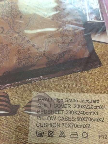 Продам комплект покрывало, наволочка Prali