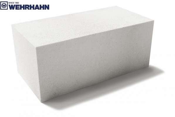 Блоки газосиликатные 1 категории линии Wherhahn Старый Оскол