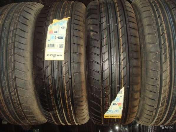 Новые немецкие Dunlop 245/45ZR17 макс тт