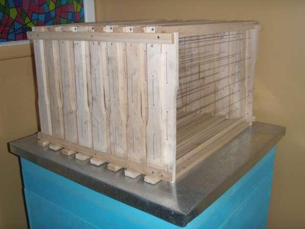 Пчеловодам рамки для ульев в сборе сколоченные с проволкой н в Пятигорске фото 7