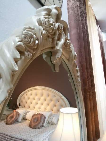 Спальный гарнитур 6 предметов слоновая кость в Новосибирске фото 8
