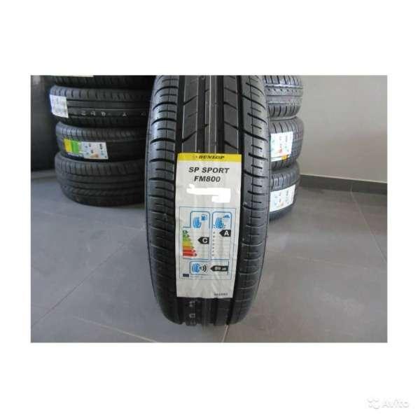 Новые комплекты Dunlop 225/60 R18 SP Sport FM800