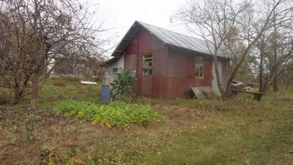 Дачный участок с домиком