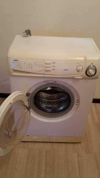 Продам стиралку, фирменная, произведена в Италии !!! в Томске фото 4